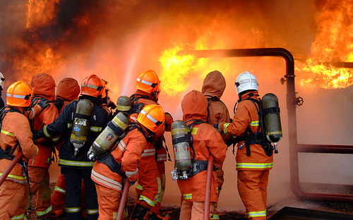 Seronok jadi anggota bomba