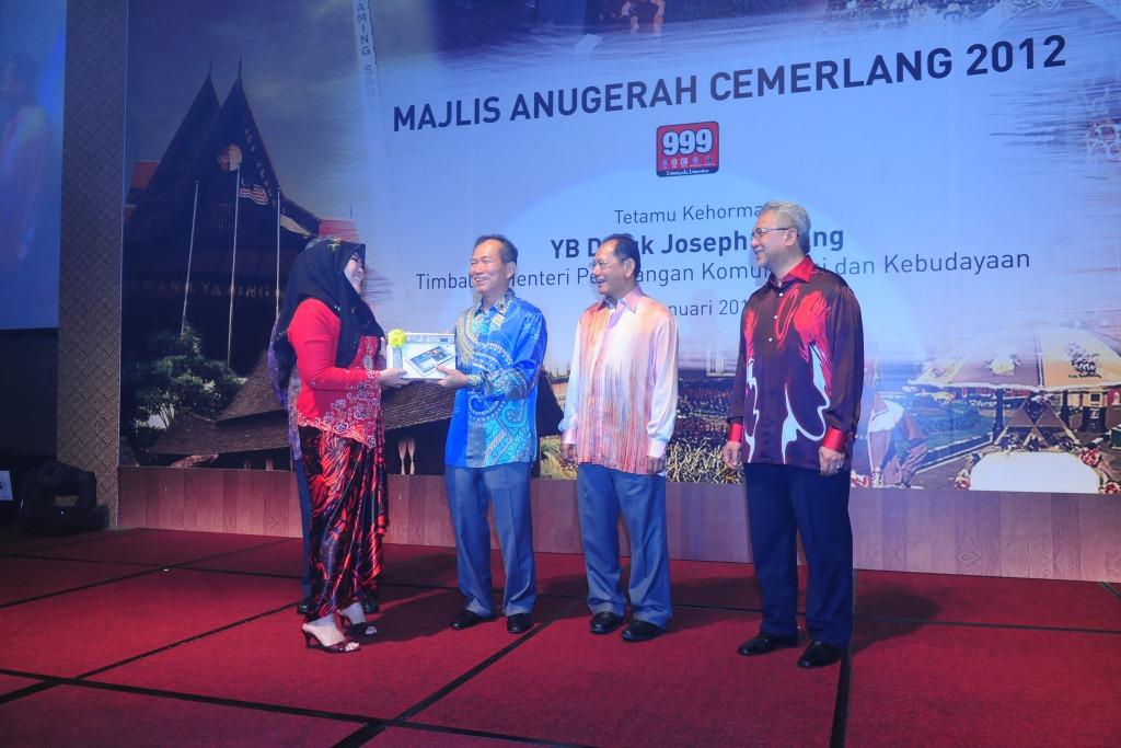 Majlis Anugerah Cemerlang MERS 999 2012