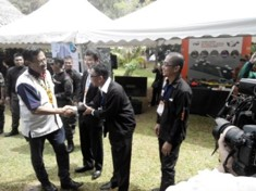 MERS 999 di Persidangan International Conference Major Incident And Disaster Management  Dan International Major Incident & Rescue Exercise Competition (iMIREX) 2014