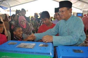 Promosi MERS 999 Bersempena Sambutan Merdeka Raya Parlimen Kemaman, Terengganu